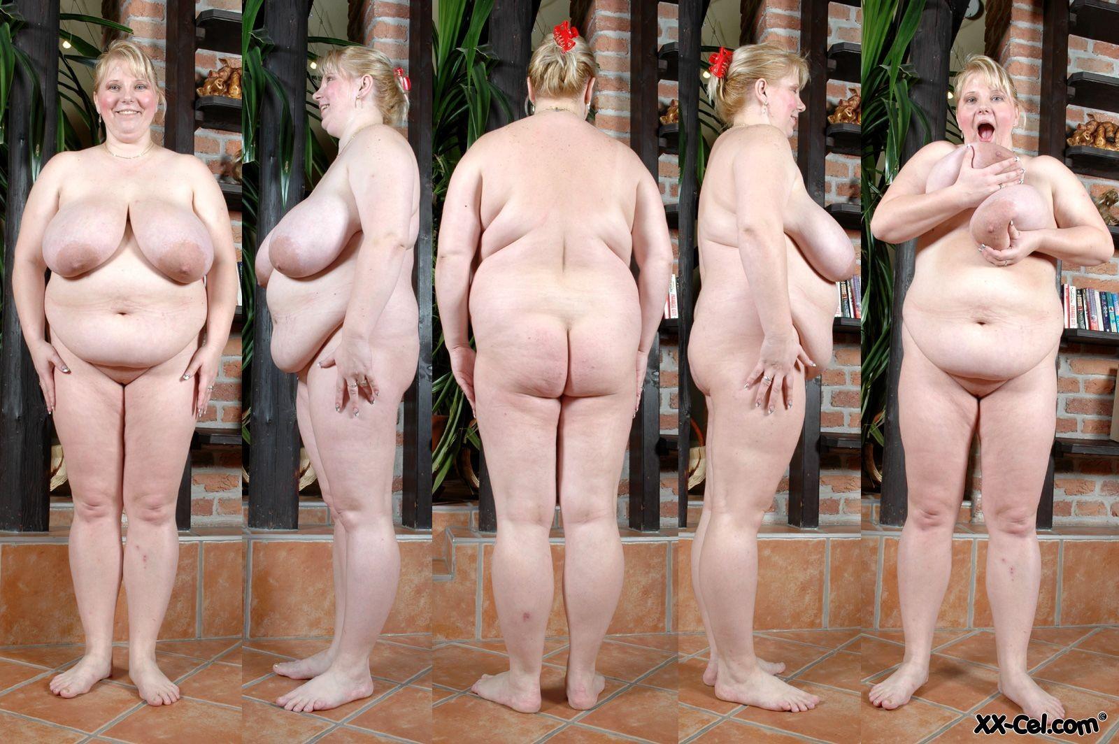 from Jack nude bbw women standing